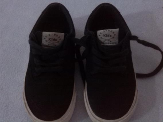 Zapatos Lefties (kids) 25/29 Usados Azul Marino(ambos Sexos)