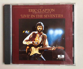 Live In The Seventies- Eric Clapton Cd