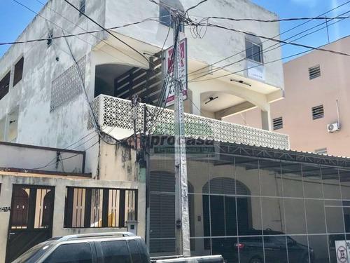 Prédio À Venda, 1100 M² Por R$ 1.600.000,00 - Petrópolis - Manaus/am - Pr0068
