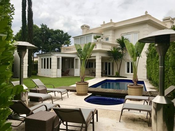 Luxo E Sofisticação Em Mansão No Exclusivo Veduta Verde - 4336