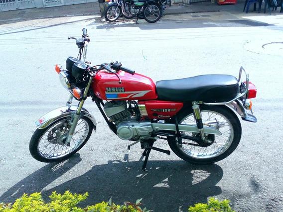 Yamaha Rx100 (montada En 115 - Papeles Al Dia - Negociable)