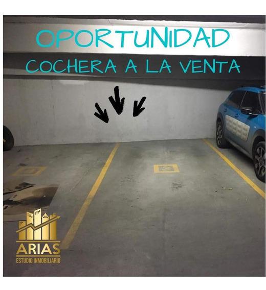 Oportunidad Cochera Centrica Alquilada!