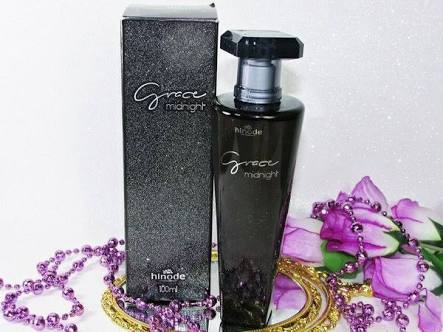 Perfume Grace Midnight Hinode  100ml