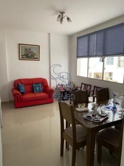 Apartamento Residencial Para Venda Na Rua Da Florida Na Graça, Salvador, Nascente, Andar Baixo , Com 3 Dormitórios, 1 Sala, 2 Banheiros, 1 Vaga 88,00 - Ap40112 - 68125396