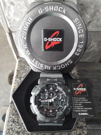 G Shock Ga 100 Novos - Lindos