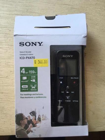 Gravador Sony