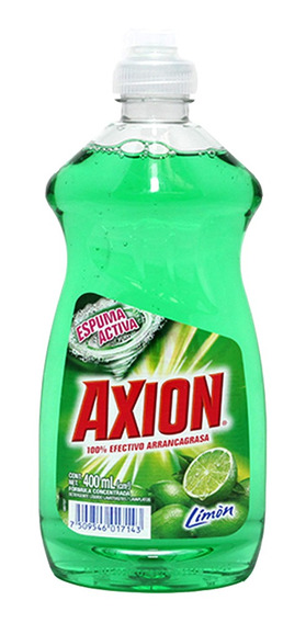 Axion Lavatras Liq Limon 400 Ml