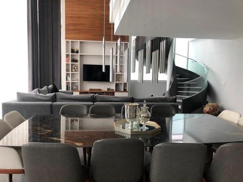Imagen 1 de 28 de Divino Penthouse Tipo Loft De 2 Pisos En Torre Alerces