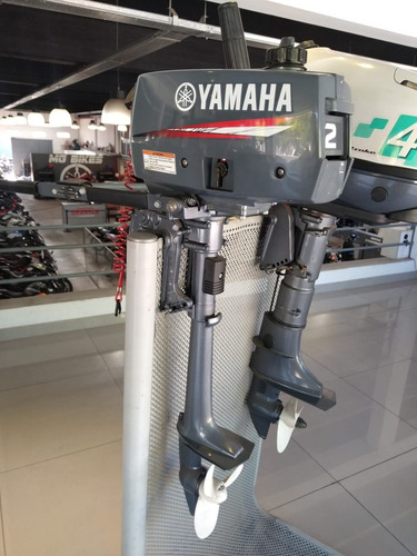Motor Fuera De Borda 2t 2cmhs Portátil Yamaha Mg Bikes