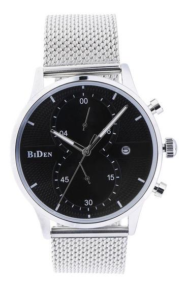Biden Moda Homens Relógio Quartz Relógio Homens Casual À