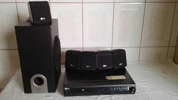 Home Theater Lg Dvd