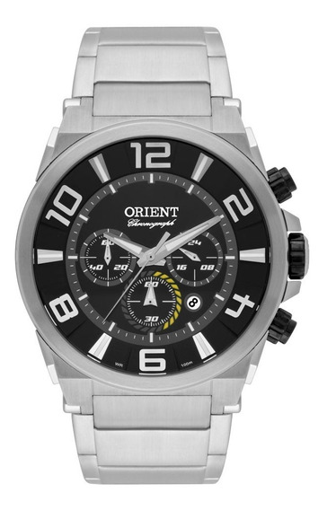 Relógio Orient Masculino Cronógrafo Mbssc158 P2sx