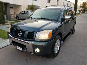 Nissan Armada 5.6 Luxury Premiere Plus Piel Qc 4x4 Cajuela E