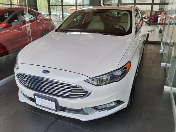 Ford Fusion Titanium Plus Aut 2017