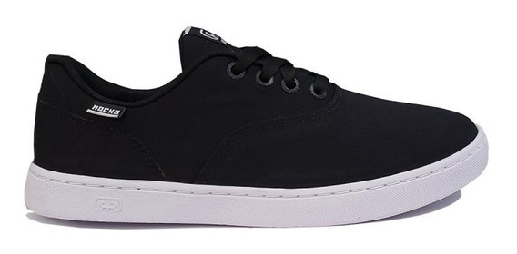 Tenis Hocks Sonora Black/white