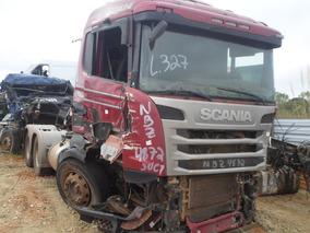 Caminhão Scania R440 A 6x2 Em Peças