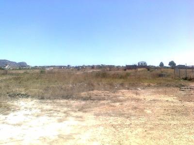 Terreno Rústico En Nuevo Amanecer. Santa Lucía, Zapopan