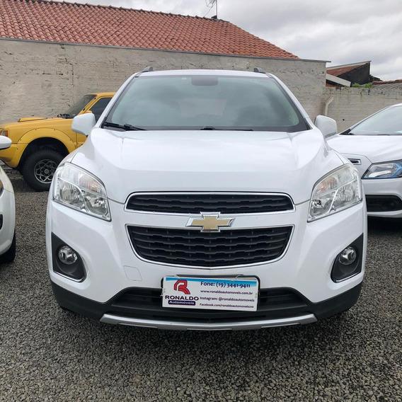 Chevrolet Tracker 1.8 4p Freeride Flex