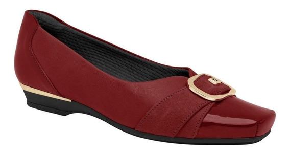 Sapato Piccadilly 147150 Salto Baixo
