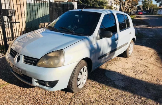 Renault Clio Pack Plus 2007 1.2 Aa/dh