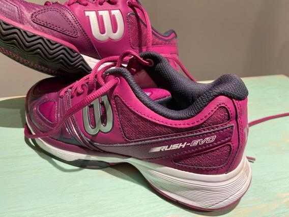 Zapatillas De Tenis Wilson! Gran Oferta!!