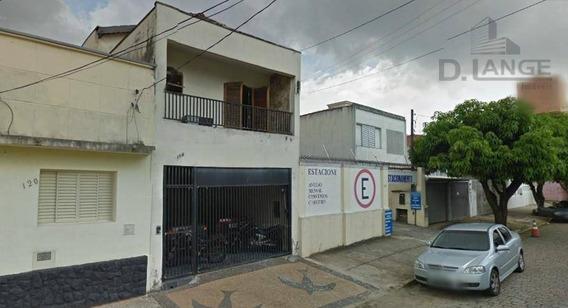 Casa Residencial À Venda, Centro, Campinas. - Ca5403