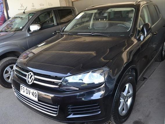 Volkswagen Touareg Tdi 2013
