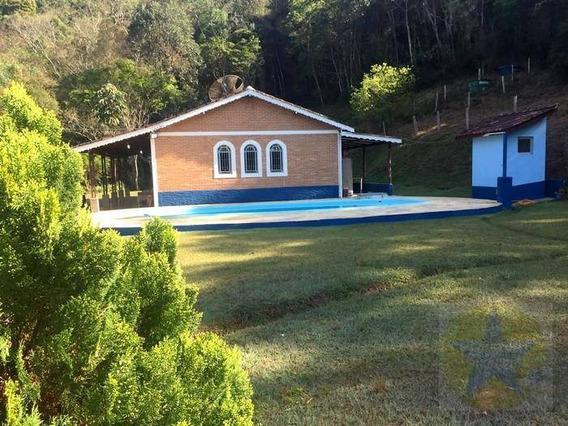 Sítio À Venda Com 8 Alqueires, Por R$ 600 Mil, Cachoeira Dos Pretos - Joanópolis Sp - Si0235
