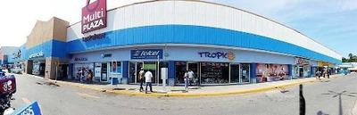 (crm-4510-3072) Cad Multiplaza Las Palmas Local 34 Am En Bahía Central, Área De Comida