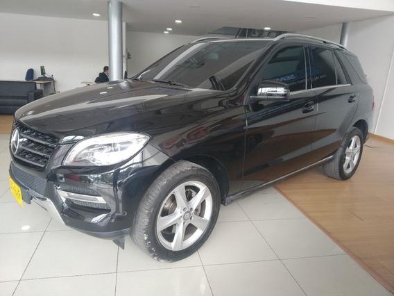 Mercedes-benz Clase Ml250 Cdi 4 Matic 2015