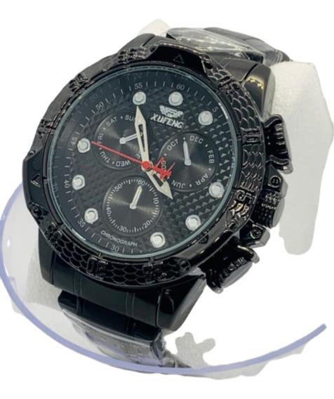 Relógio Masculino A Prova De Aguá Robusto Lançamento