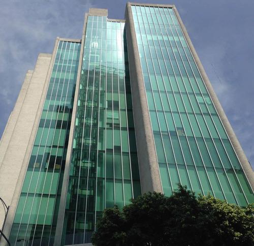 Imagen 1 de 4 de Oficina En Renta Piso 12(158m2), San Ángel, Álvaro Obregón