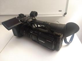 Filmadora Sony Z5 + Gravador De Cartão Hvr Mrc1 + Carregador