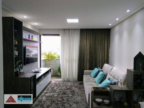 Imagem 1 de 19 de Apartamento Com 3 Dormitórios À Venda, 93 M² Por R$ 690.000,00 - Vila Prudente - São Paulo/sp - Ap6049