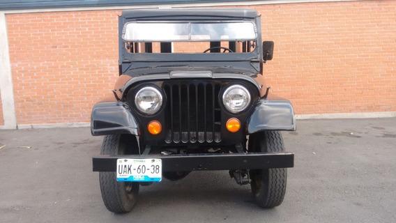 Willis, Jeep, Cj-5