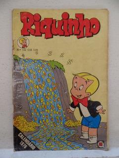Hq Riquinho #102 1975