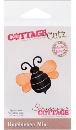 Troqueladora Abeja Cottage Cutz