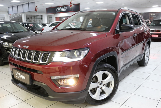 Jeep Compass Sport 2.0 Aut!!!!!! Flex!!!!