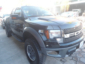 Ford Lobo Raptor Svt 4x4 Impecable