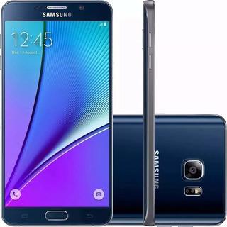 Samsung Galaxy Note 5 Sm-n920g 32gb - Defeito Na Tela