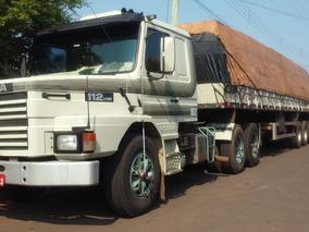 Scania Scania 112+carreta