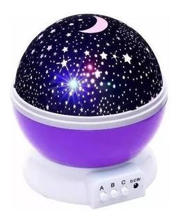 Proyector Lámpara Luz Cielo Estrella Espanta Cuco / Pack 2