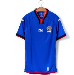 Camisa Futebol Masculino Do Ogc Nice 2014/15 Burrda Player