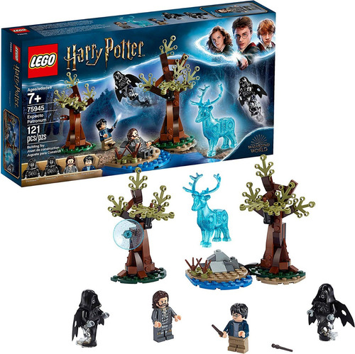 Lego 75945 Harry Potter Y El Prisionero De Azkaban Expecto