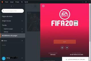 Se Vende Fifa 20 Origin