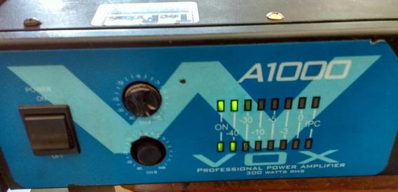 Amplificador 500watts Machine A1000/ Modificada