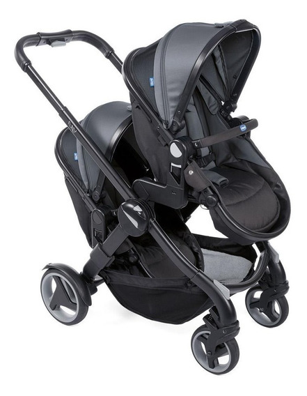 Coche Para Mellizos Chicco Fully Twin