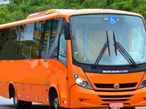 Micro Ônibus Executivo Neobus Motor Cummins De Turismo