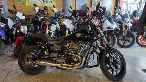 Imagen 1 de 9 de Motofeel Cdmx - Harley Davidson Dyna Low Rider @motofeelmx