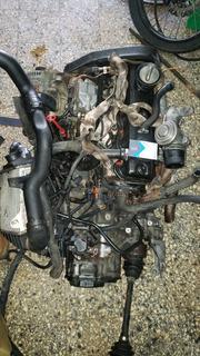 Motor Turbo Diesel Volkswagen Jetta 99